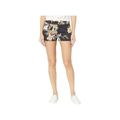 ボルコム Volcom Frochickie Shorts レディース ショートパンツ ズボン 半ズボン Black Combo