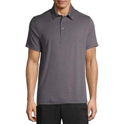 メンズ 衣類 ポロシャツ George Men's and Big Men's Short Sleeve Core Poly Polo Shirt Up to Size 3XL