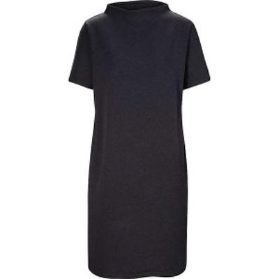 アークテリクス レディース ワンピース トップス Arcteryx Women's Laina Dress Black Heather