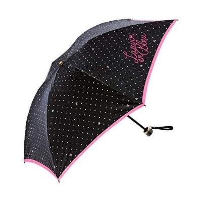 [ムーンバット] 折りたたみ傘 MOONBAT(ムーンバット) LANVIN en Blue(ランバンオンブルー) 雨傘 折り畳み傘 サテンプリ