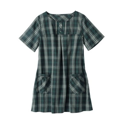 【大きいサイズ】 綿100%シャツチュニック plus size tops, テレワーク, 在宅, リモート