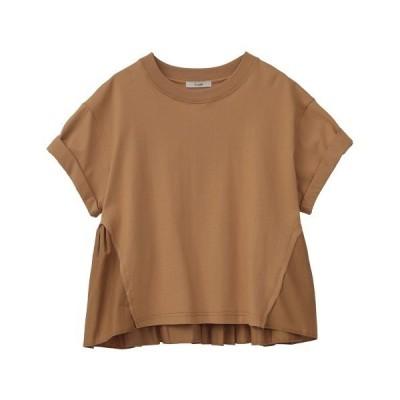 tシャツ Tシャツ 【CLANE(クラネ)】バックフリルTシャツ / BACK FRILL TEE 10105-1122