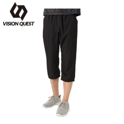 7分丈パンツ メンズ RUNスリークォーターパンツ VQ561004I05 ビジョンクエスト VISION QUEST