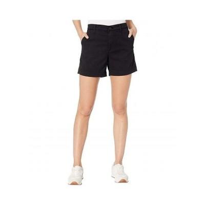 AG Adriano Goldschmied アドリアーノゴールドシュミット レディース 女性用 ファッション ショートパンツ 短パン Caden Shorts - Super Black