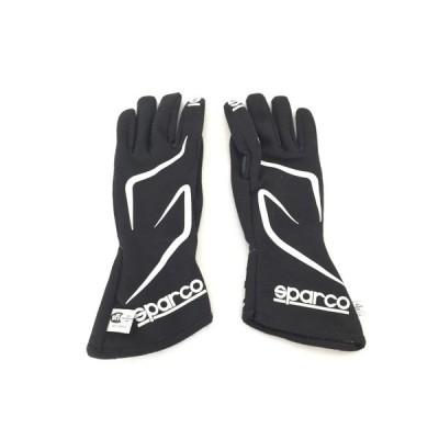 【中古】 SPARCO スパルコ レーシンググローブ LAND RG-3.1 BLACK  サイズ10  S4656476