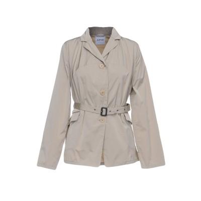 アスペジ ASPESI テーラードジャケット ベージュ S ポリエステル 100% テーラードジャケット