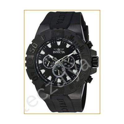 Invicta Men's Pro Diver Stainless Steel Quartz Watch with Polyurethane Strap, Black, 32 (Model: 23973)並行輸入品