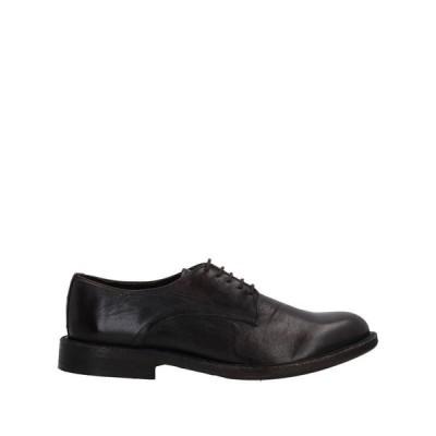 MARECHIARO 1962 レースアップシューズ  メンズファッション  メンズシューズ、紳士靴  その他メンズシューズ、紳士靴 ダークブラウン