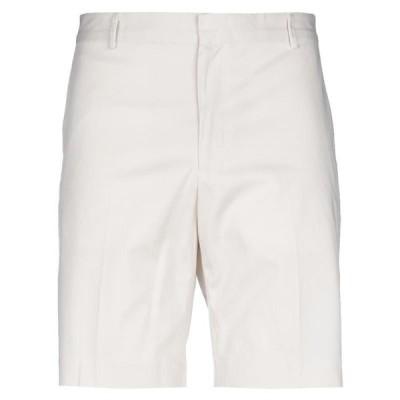 DANIELE FIESOLI ショートパンツ&バミューダパンツ  メンズファッション  ボトムス、パンツ  ショート、ハーフパンツ ベージュ