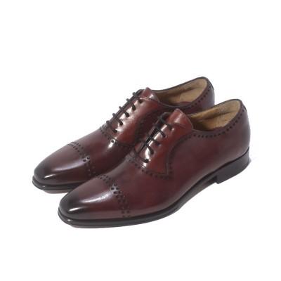 (Orobianco(Shoes)/オロビアンコ シューズ)MISSORI 2/メンズ BORDEAUX/ROSSO