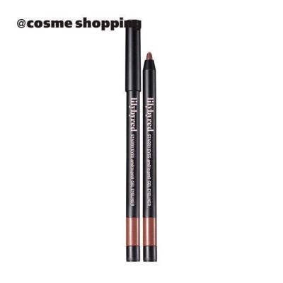 【アットコスメショッピング/@cosme SHOPPING】 lilybyred スターリーアイズ ナイントゥナイン ジェルアイライナー 9ローズベルベット 本体 (0.5g)