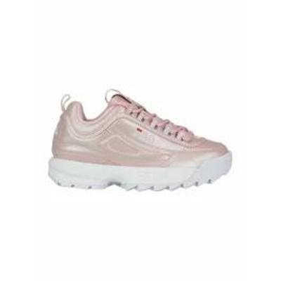 Fila レディーススニーカー Fila Disruptor M Low Sneakers Pink