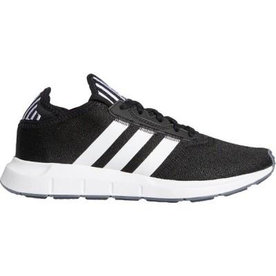アディダス スニーカー シューズ レディース adidas Originals Women's Swift Run X Shoes Black/White