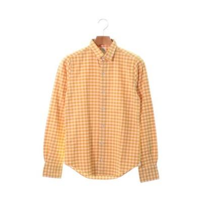 finamore フィナモレ カジュアルシャツ メンズ