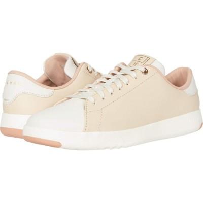 コールハーン Cole Haan レディース スニーカー シューズ・靴 GrandPro Tennis Sneaker Brazilian Sand/Ivory/Mahogany Rose/Gold/Ivory