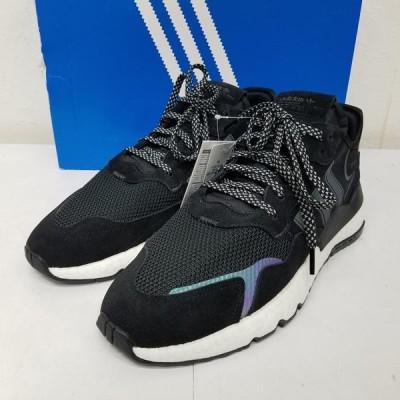 adidas アディダス スニーカー スニーカー Sneakers FU6844 NITE JOGGER RUNNING ナイトジョガー ランニングシューズ タグ・箱付き 10020920