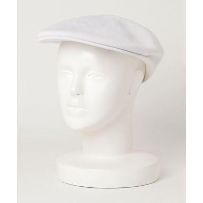 ZOZOUSED / 刺繍ハンチング MEN 帽子 > ハンチング/ベレー帽