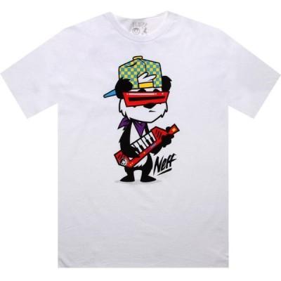 ネフ Neff メンズ Tシャツ トップス Endangered Tee white
