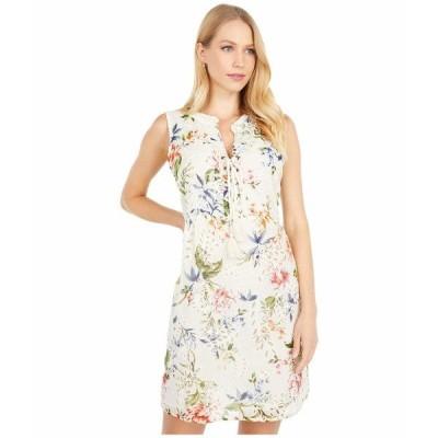 ジョニーワズ ワンピース トップス レディース Caprice Lace-Up Mini Dress Multi