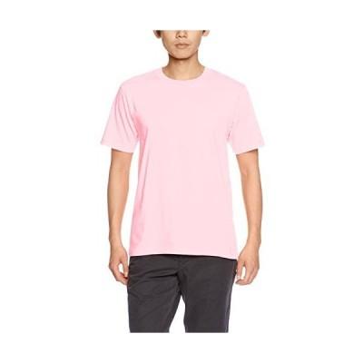 (ユナイテッドアスレ)UnitedAthle 6.2オンス プレミアム Tシャツ 594201 [メンズ] 066 ピンク M