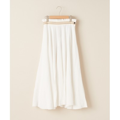 【WHITE SAND ホワイトサンド】スカート