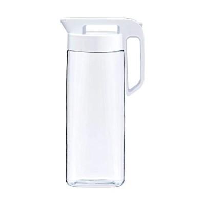 アスベル-冷水筒-ホワイト-2100ml-ドリンク・ビオ2100K