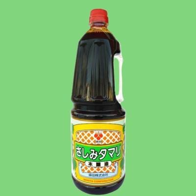 盛田 さしみたまり 醤油(しょうゆ) 1800mlペット(2)