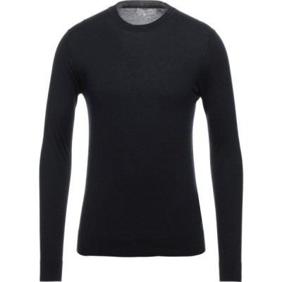 アルファス テューディオ ALPHA STUDIO メンズ ニット・セーター トップス sweater Dark blue