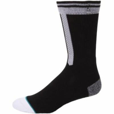 Stance スタンス スポーツ用品  Stance Brooklyn Nets Black Arena Core Socks