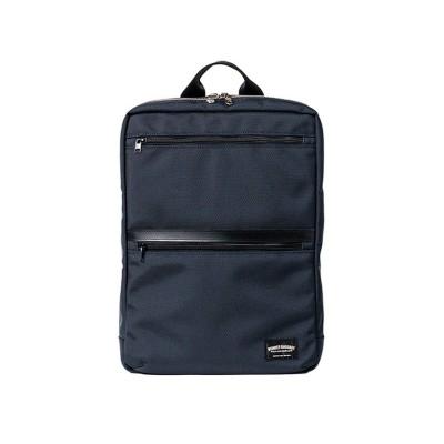 【カバンのセレクション】 ワンダーバゲージ グッドマンズ リュック ビジネスリュック メンズ 薄型 A4 WONDER BAGGAGE wb−g−025 メンズ ネイビー フリー Bag&Luggage SELECTION