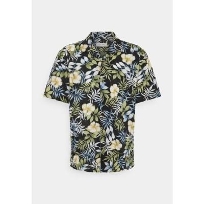 ジャックアンドジョーンズ メンズ ファッション JJGREG PLAIN - Shirt - black