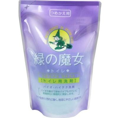 緑の魔女 トイレ用洗剤 詰替用 360mL