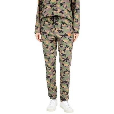 ニコルミラー レディース 服 パンツ Camo Sweatpants