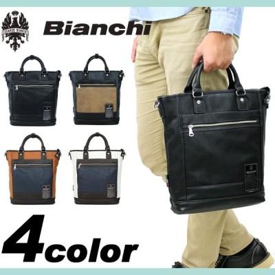 Bianchi(ビアンキ) TBPI トートバッグ ショルダーバッグ 斜め掛けバッグ 2WAY A4 TBPI-14 メンズ レディース 男女兼用 送料無料