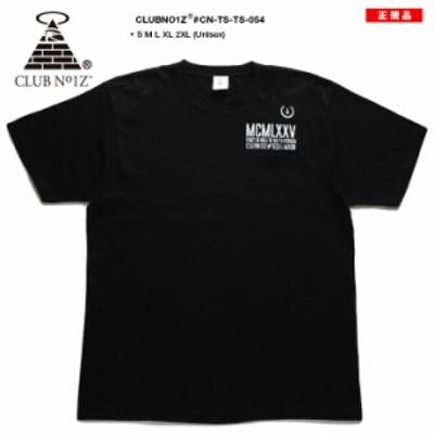 クラブノイズ CLUB NO1Z Tシャツ ポケット付き 半袖 メンズ レディース 黒 S M L XL 2L LL 2XL 3L XXL 大きいサイズ かっこいい おしゃれ