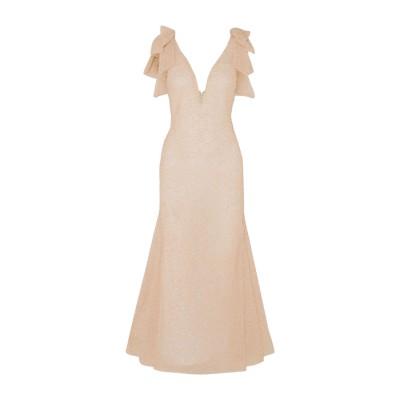 RODARTE 7分丈ワンピース・ドレス ライトピンク 10 ナイロン 50% / ナイロン 26% / レーヨン 24% 7分丈ワンピース・ドレス