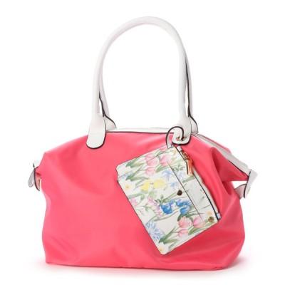 ナチュラルビューティー バッグアンドウォレット NATURAL BEAUTY BAG  リタ (ピンク)