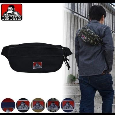 BEN DAVIS ベンデイビス WAIST BAG ウエストバッグ 鞄 ボディバッグ バーゲン