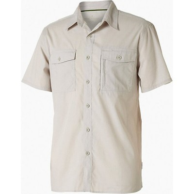 ロイヤルロビンズ シャツ メンズ トップス Royal Robbins Men's Vista Chill SS Shirt Soapstone