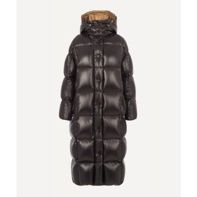 モンクレール Moncler レディース コート ロングコート フード アウター paranaiba hooded long coat