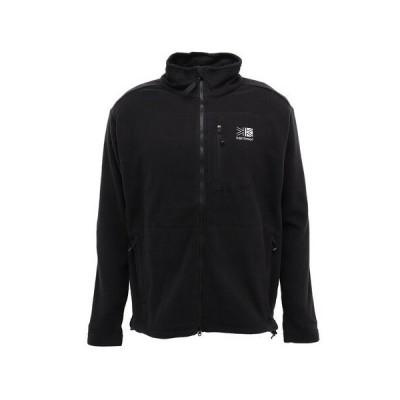 カリマー(karrimor) フリース ジャケット trail zip fleece ジャケット 2J08MAI1-Black (メンズ)
