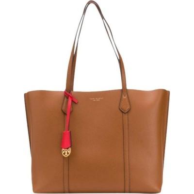 トリー バーチ Tory Burch レディース トートバッグ バッグ Luggage Leather Perry Tote Bag Brown