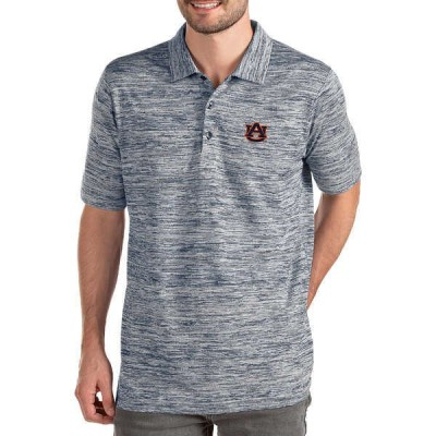 アンティグア シャツ トップス メンズ Auburn Tigers Possession Polo T Shirt Navy