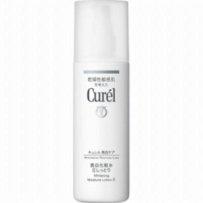 キュレル 美白ケア 化粧水 II しっとり 140ml ローション 敏感肌 低刺激 curel 花王