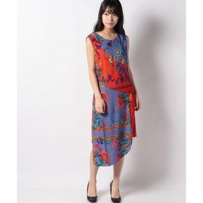【デシグアル】ドレスショート袖