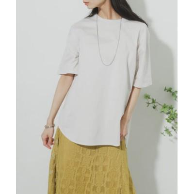 【WEB/一部店舗限定】オーガニックコットンオーバーTシャツ