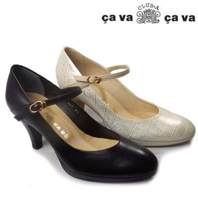 cavacava 3720151 サヴァサヴァ ストラップパンプス