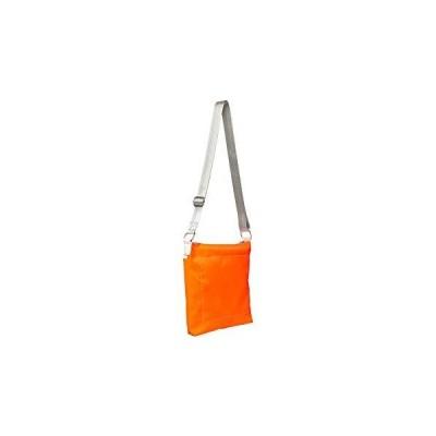 U.S. POLO ASSN. Nylon Dhm Crossbody Neon Orange One Size【並行輸入品】