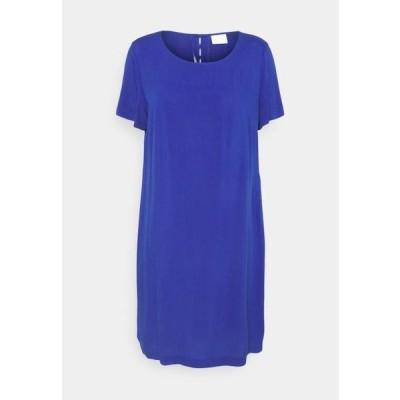 レディース ファッション Day dress - mazarine blue