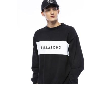 ビラボン(BILLABONG)PANEL LS 長袖Tシャツ BA012054 BLK  オンライン価格